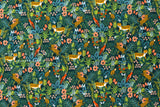 Cotton + Steel Menagerie - jungle - hunter - fat quarter
