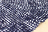 Yarn dyed Fern Gingham - blue, white