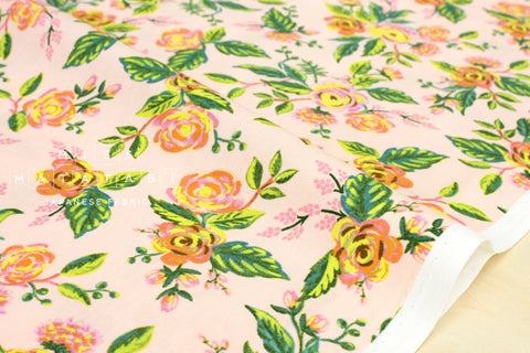 Cotton + Steel Menagerie - Jardin de Paris - peony - fat quarter