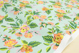 Cotton + Steel Menagerie - Jardin de Paris - mint - fat quarter