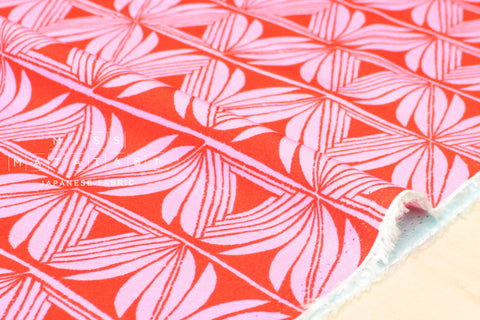 Cotton + Steel Santa Fe rayon - pottery - pink