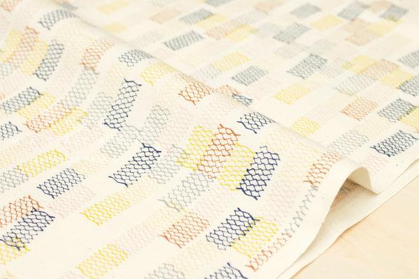 Cotton + Steel Paper Cuts - toami - sunshine - fat quarter