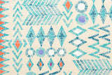 Kokka Fabric Caravan by Yurtao - tribal - A - fat quarter