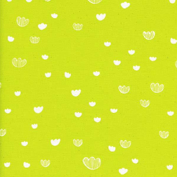 Cotton + Steel Print Shop - meadow citrus