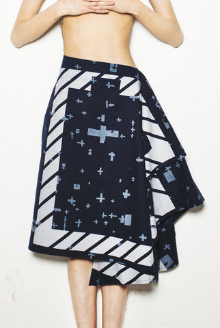 Japanese Sewing Pattern - Kokka 3 min. - skirt pattern