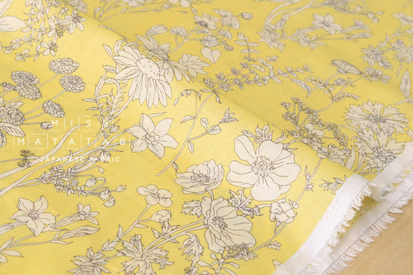 Botanica voile - yellow