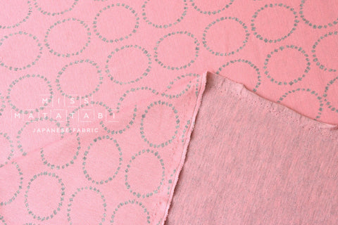 Moon Interlock Knit - pink