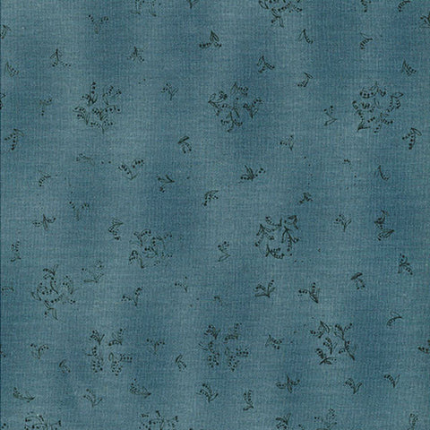 Nani Iro Kokka Japanese Fabric Suzuran field canvas - Tours