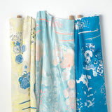 Nani Iro Kokka Japanese Fabric Komorebi - tender days