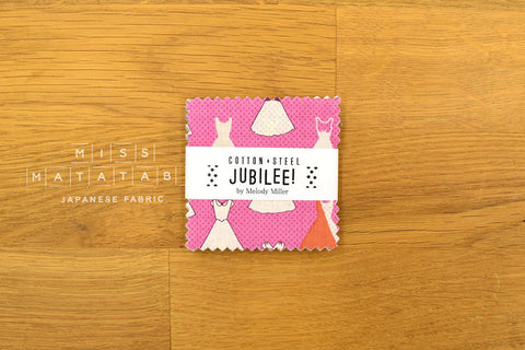 Cotton + Steel Mini Charm Pack - Japanese Fabric - Jubilee