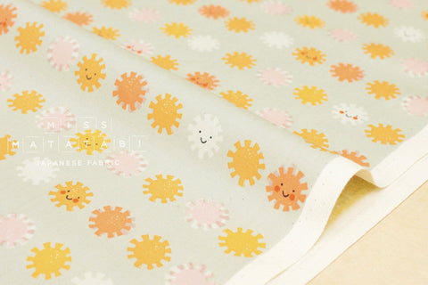 WILDLIFE Cotton + Steel Sunshine - sunshine - grey - 50cm