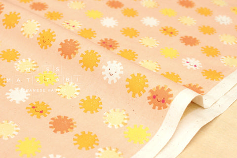 WILDLIFE Cotton + Steel Sunshine - sunshine - peach - 50cm
