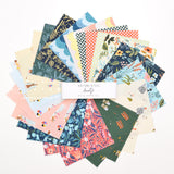 Cotton + Steel Charm Pack - Japanese Fabric - Amalfi
