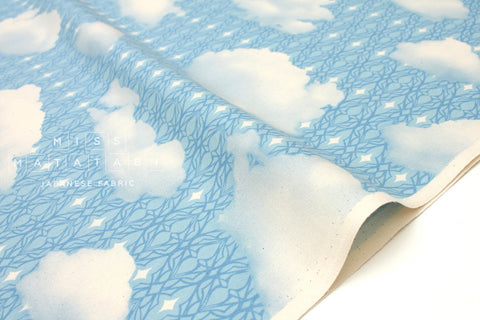 Cotton + Steel Freshly Picked - sky - blue - 50cm