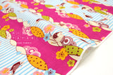 Japanese Fabric Tori Border dobby - A - 50cm