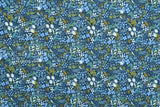 Cotton + Steel English Garden - meadow blue - 50cm