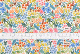 Cotton + Steel English Garden - meadow cream - fat quarter