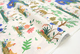 Cotton + Steel English Garden - garden toile cream - 50cm