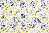 Japanese Fabric Creator's Room Fabrics - garden - fat quarter