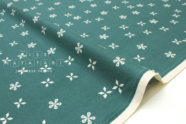 Cotton + Steel Moonrise - meadow - sea - fat quarter
