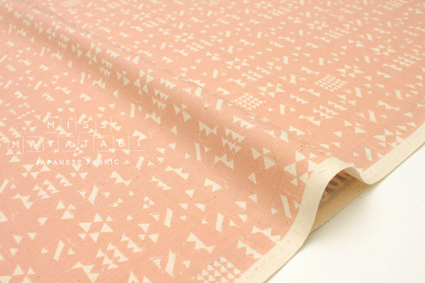 Cotton + Steel Moonrise - patch - rose - fat quarter