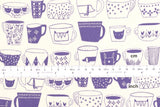 Japanese Fabric Creator's Room Fabrics - mugs - fat quarter