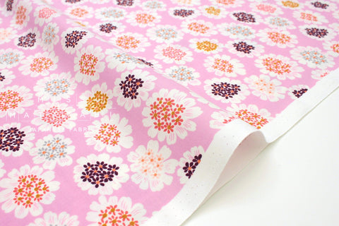 Cotton + Steel Steno Pool - verbena - rouge - fat quarter