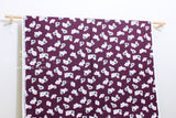 Cotton + Steel Steno Pool - loodles - scarlet - fat quarter