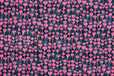 Japanese Fabric Cotton + Steel Once Upon A Time - Love Flower - pink - 50cm