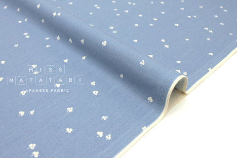 Japanese Fabric Cotton + Steel Basics - Clover and Over - pocket - fat quarter