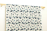 Japanese Fabric Bubbles Enshuku lawn - green - 50cm