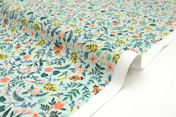 Cotton + Steel Wildwood - wildwood mint - 50cm