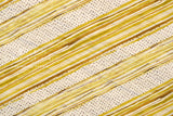 Japanese Fabric Kokka Stripes Voile - mustard yellow - 50cm
