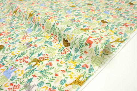 Japanese Fabric Kokka Tropical Pop Two - 50cm