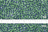 Cotton + Steel Meadow - blueberries green - fat quarter