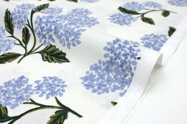 Cotton + Steel Meadow - hydrangea cream - fat quarter