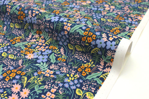 Cotton + Steel Meadow - meadow blue - fat quarter