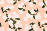 Cotton + Steel Meadow - hydrangea blush - fat quarter