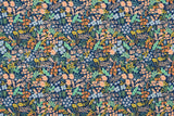 Cotton + Steel Meadow canvas - meadow blue - fat quarter
