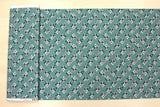 Cotton + Steel Cookie Book lawn - drops green - 50cm