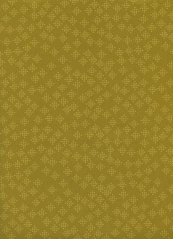 Cotton + Steel Lagoon - speckles mustard - 50cm