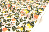Cotton + Steel Primavera - citrus floral cream - fat quarter