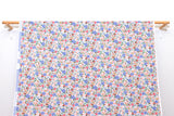 Cotton + Steel Primavera rayon - wild rose cream - 50cm