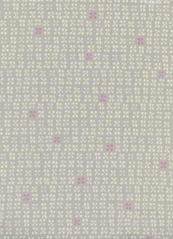 Cotton + Steel Sunshine - beads - grey - 50cm