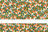 Cotton + Steel Primavera - strawberry fields mint - 50cm