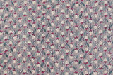 Japanese Fabric Bluebell cotton lawn - taupe grey - 50cm