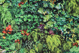 Japanese Fabric Kokka Real Greenery - 50cm