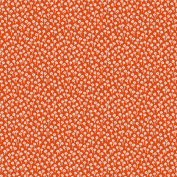 Cotton + Steel Rifle Paper Co. Basics - Tapestry Dot - red - fat quarter