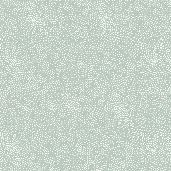 Cotton + Steel Rifle Paper Co. Basics - Menagerie Champagne - mint - 50cm