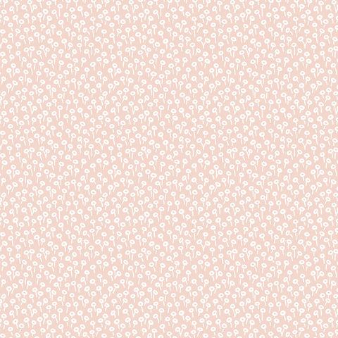 Cotton + Steel Rifle Paper Co. Basics - Tapestry Dot - blush - fat quarter